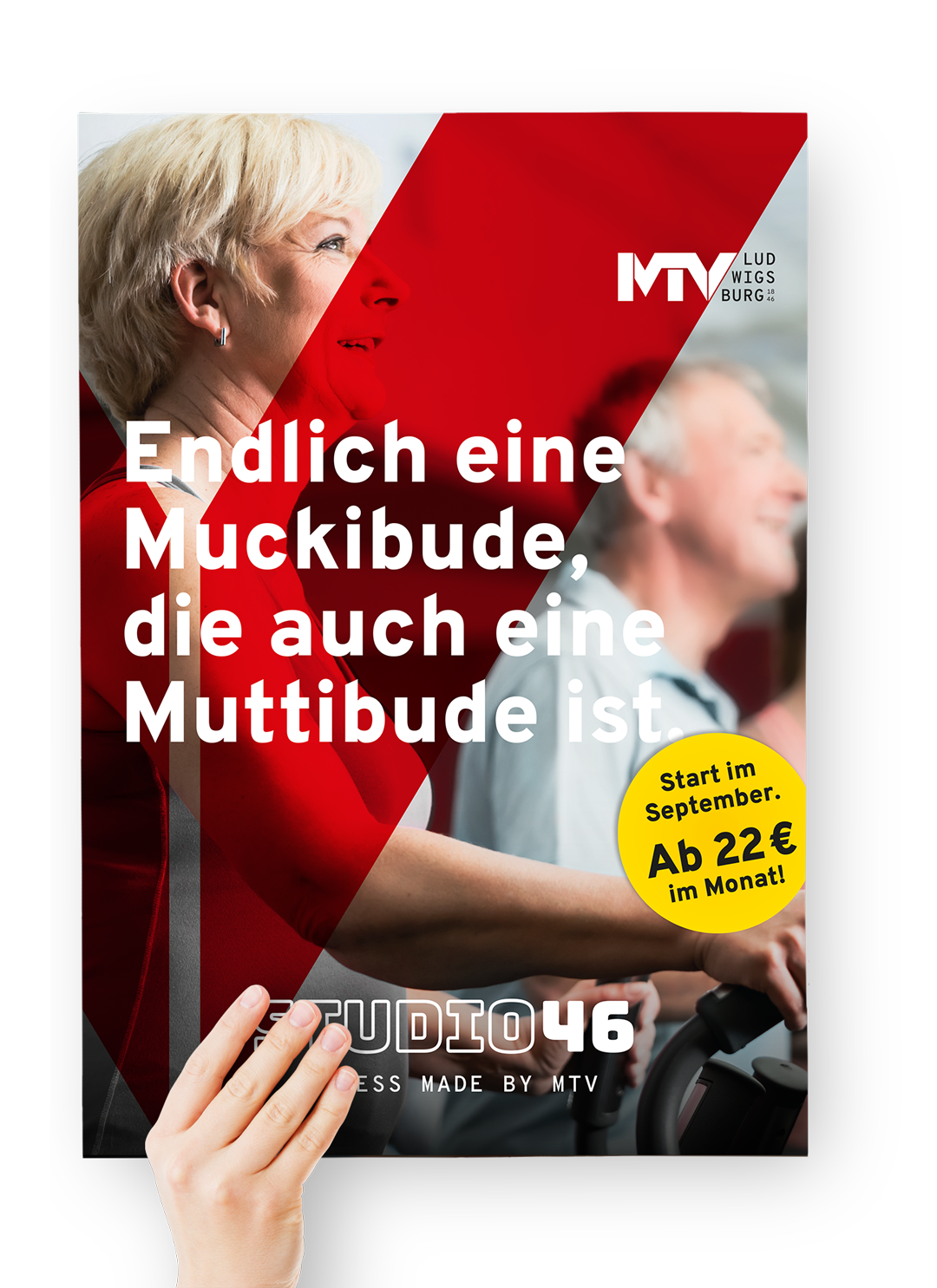 MTV Plakat – Studio46