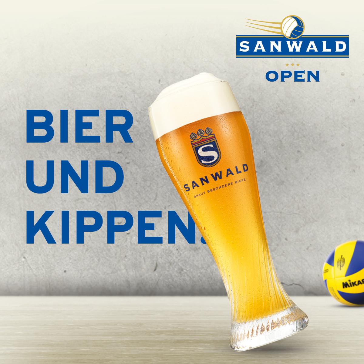 Sanwald Open - Instagram Post