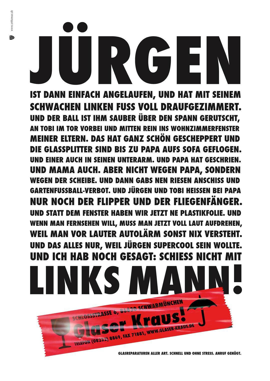 Glaser Kraus Brief