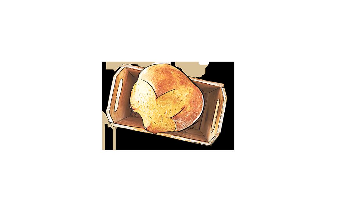 Meze Meze Brot