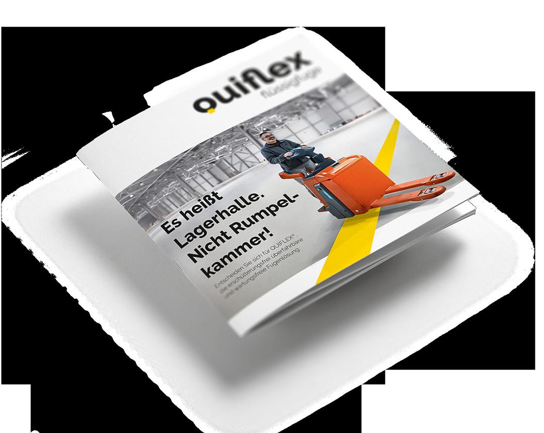 Quiflex Broschüre