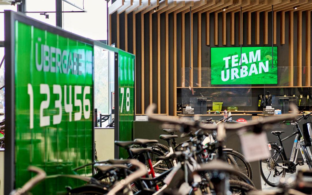 Veloland Urban in Backnang