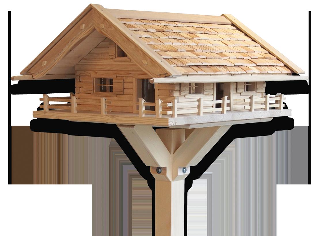 vogelfrei Hütte Sperling41