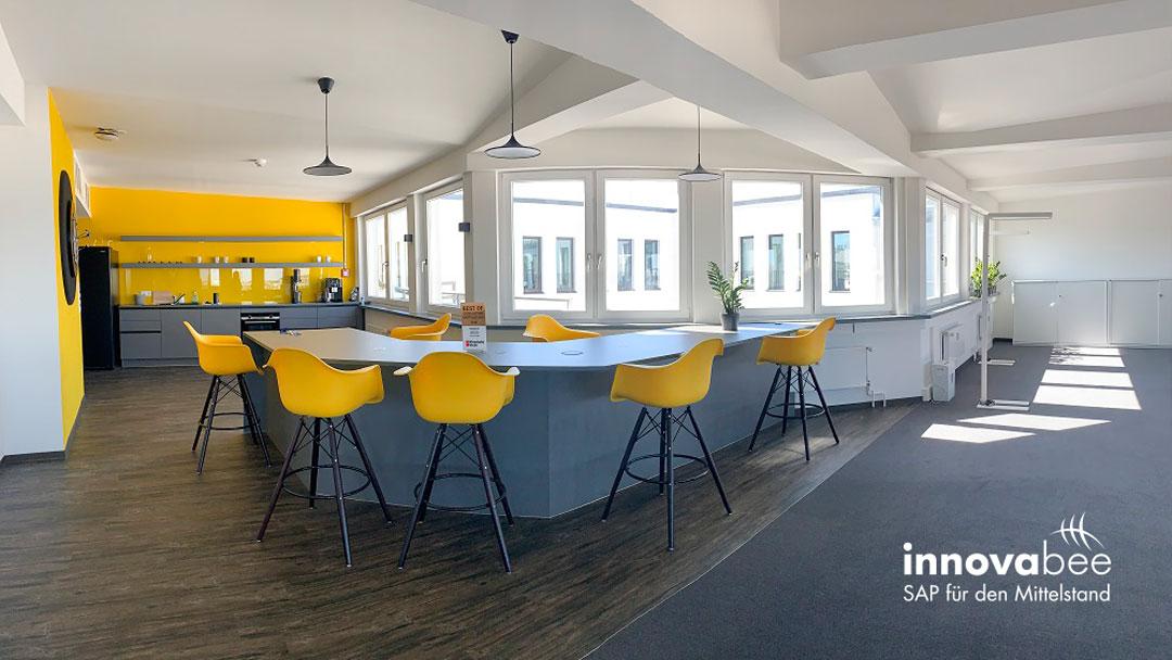 Innovabee Büro Hamburg