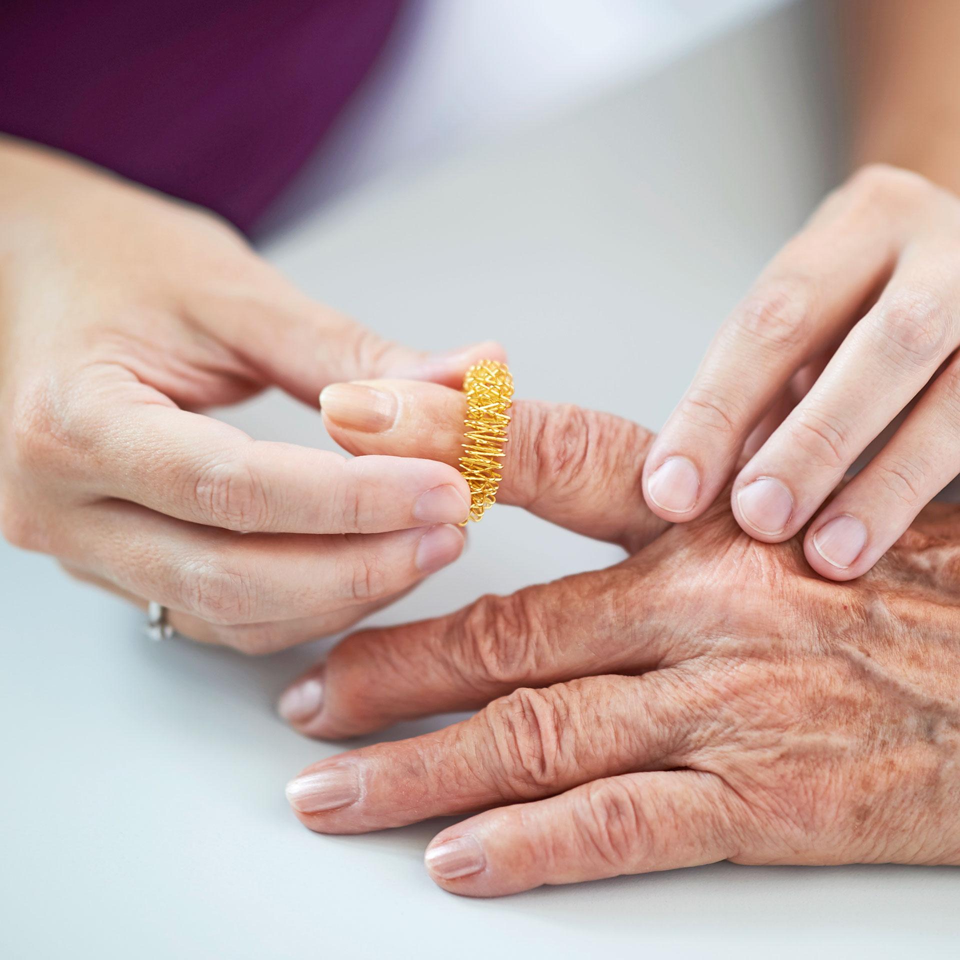 Behandlung der Polyneuropathie
